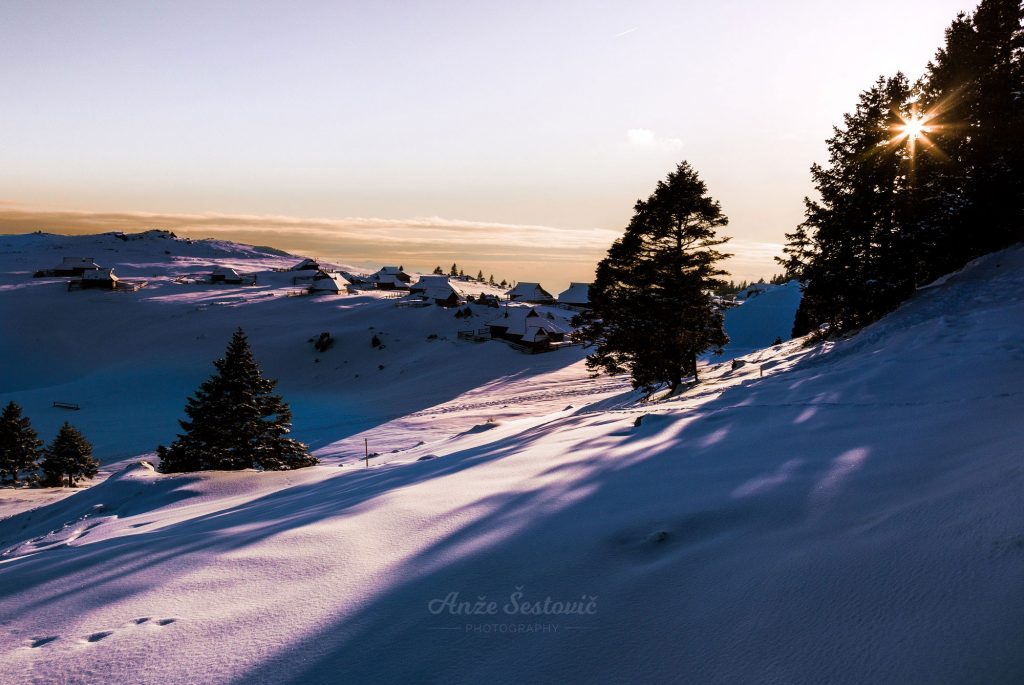 zimska velika planina