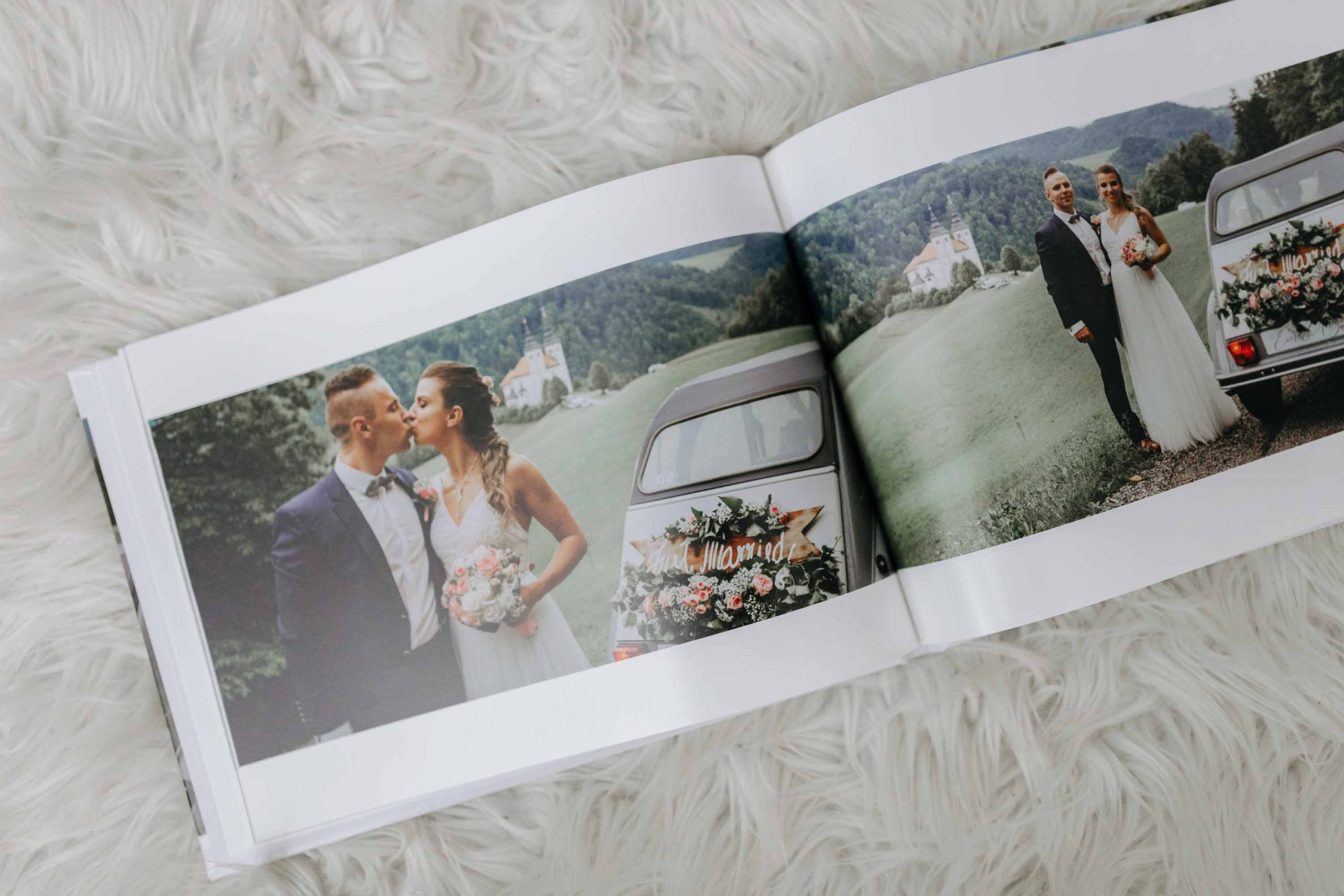 Poročni foto album